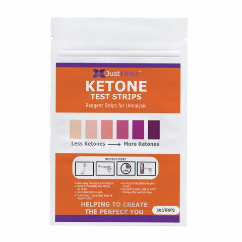 just fitter launches easy money back guarantee for the new ketone test strips tr
