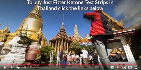 just fitter s new faq video discusses where to buy ketone strips in thailand