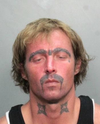 bad face tattoos