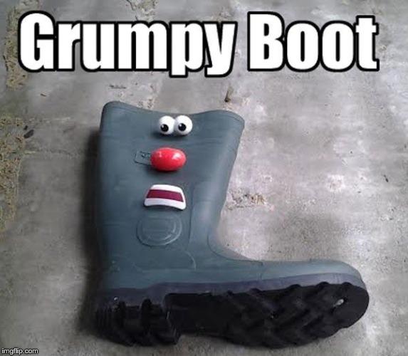 boot meme