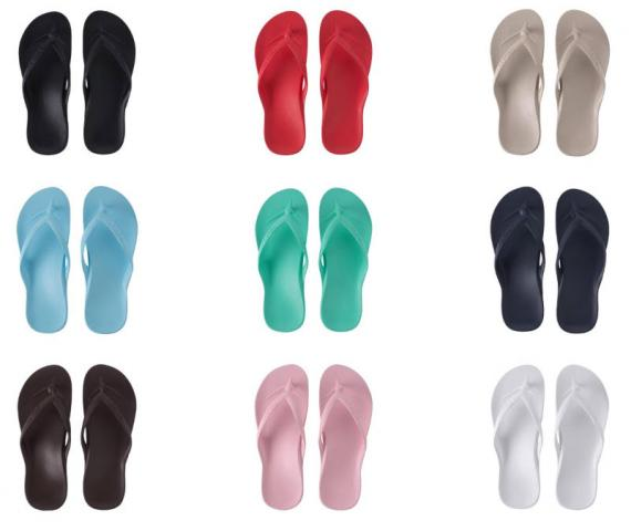 comfortable-footwear-arch-support-flip-flops-in-adelaide