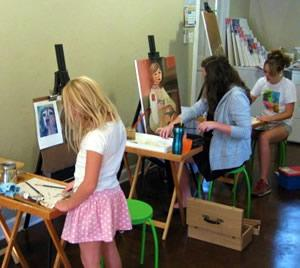 develop children s art skills for drawing amp painting with this austin tx artis