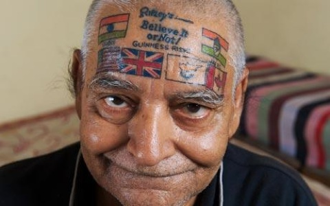 bad face tattoos