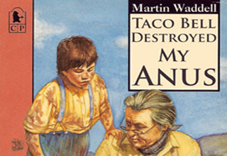 funny fake book covers