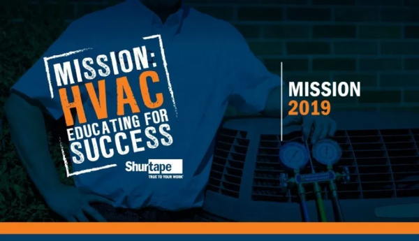 tape university is posting about mission hvac 2019 in its educational blog