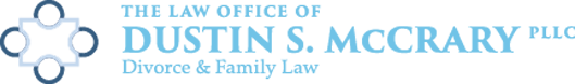 the law office of dustin s mccrary pllc is focusing on child custody amp support
