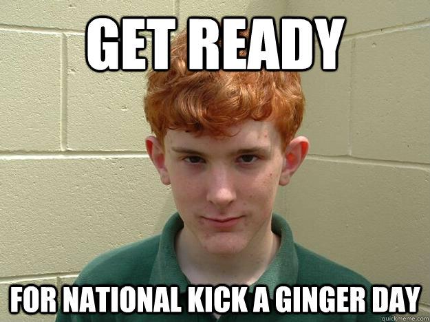 ginger memes