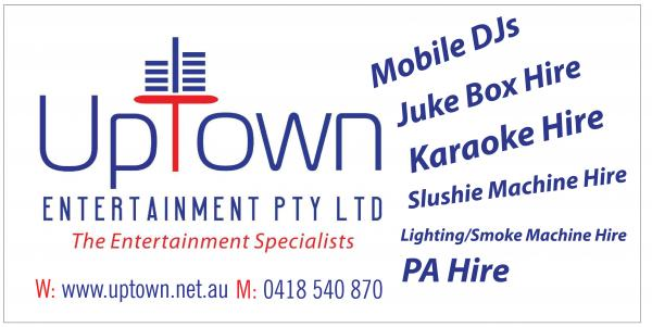 Host the Best Party with Up Town Entertainment Mobile DJ