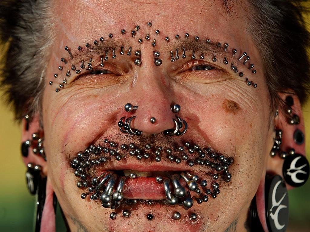ugly piercings