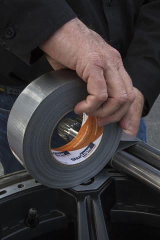 tape university amp shurtape help professionals determine which duct tape to use