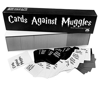 harry potter cards against muggles