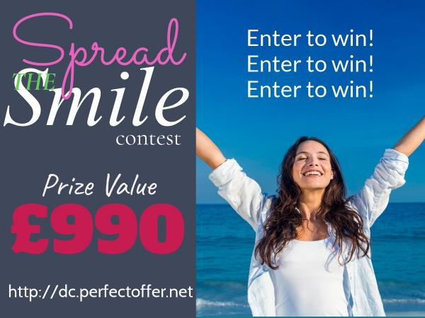 win the ultimate teeth whitening amp harley street skin consultation experience