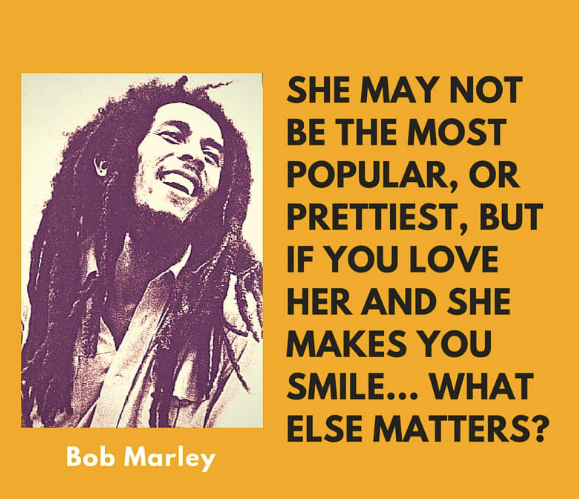 These 10 Inspirational Bob Marley Quotes Prove Wisdom Needs