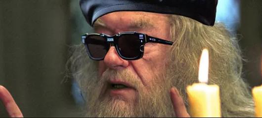 dumbledore comics