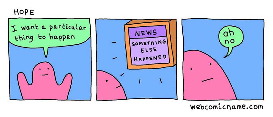 oh no comics
