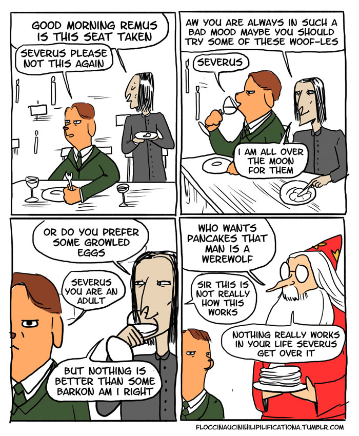 dumbledore comics