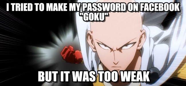 one punch man memes