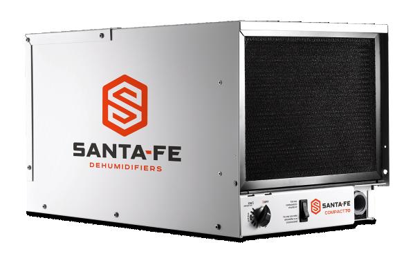 5 benefits of the santa fe compact 70 dehumidifier
