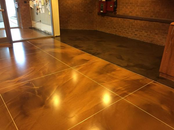 Get The Best One Day Epoxy Floor Coating Residential