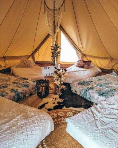 get the best perth bell tent hire amp glamping experience this summer