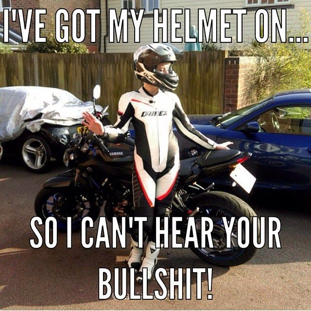funny motorcycle memes