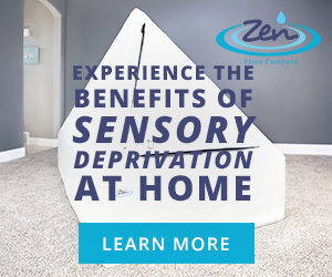 relax amp de stress with this at home sensory deprivation tank for mental clarit