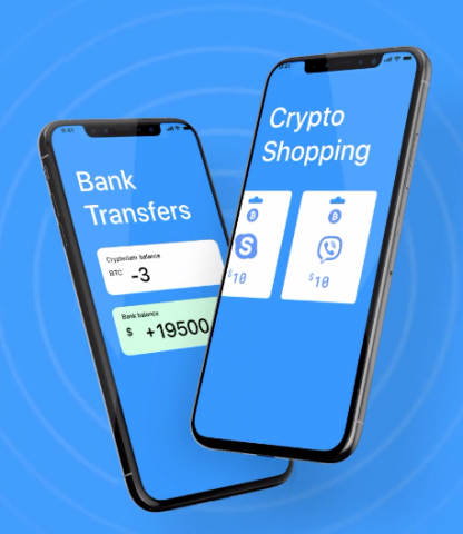 Jobs paid in cryptocurrency