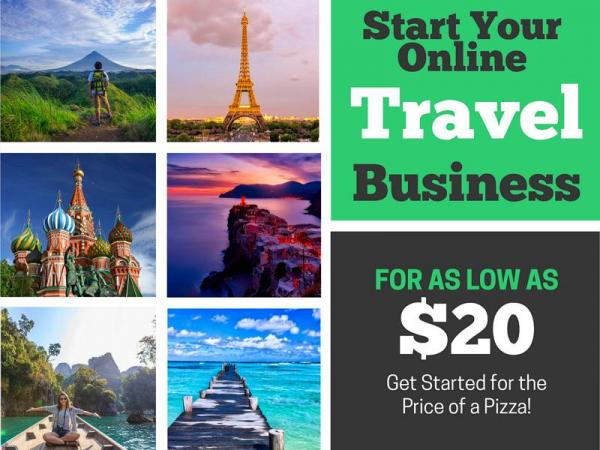 run your own travel business for the price of a pizza with this membership site