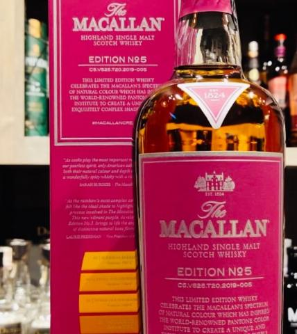 the best place to buy macallan no 5 in hong kong