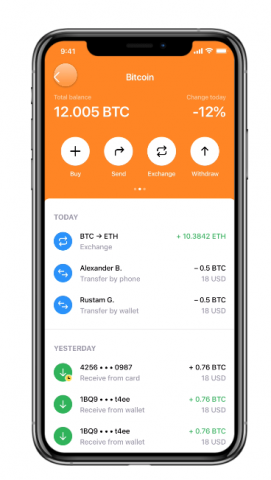 Proof of credit cryptocurrency