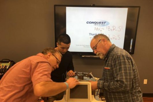 conquest imaging next generation ultrasound training for clinical engineers