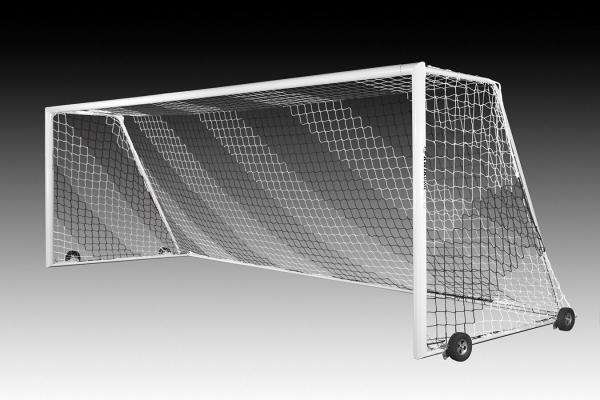 kwik goal evolution atsm play safe tip resistant portable soccer goal release
