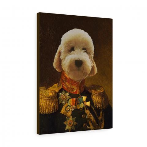 celebrate your cat or dog with personalized pet portraits from this specialist