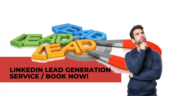 connect with the pros on linkedin with our lead generation assistance