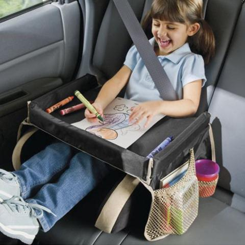 Entertain Your Children On Long Drives With This Padded ...