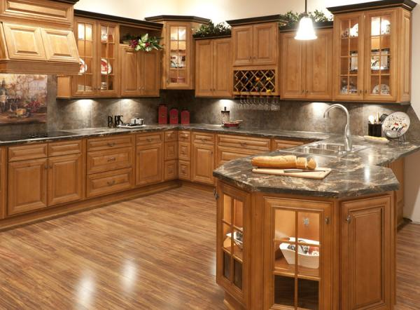 Fort Worth Kitchen Remodeling Firm Shows New Cabinet ...