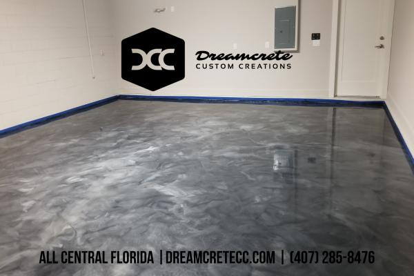 Get Customized Decorative Concrete Services For All Your Orlando