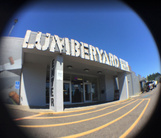 lumberyard bike park and pizza schmizza launch new pub amp grub