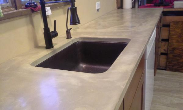 shipping concrete countertops amp custom elements now available by madison wi pr