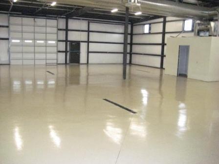 Nashville Tennessee Industrial Floor Epoxy Coatings