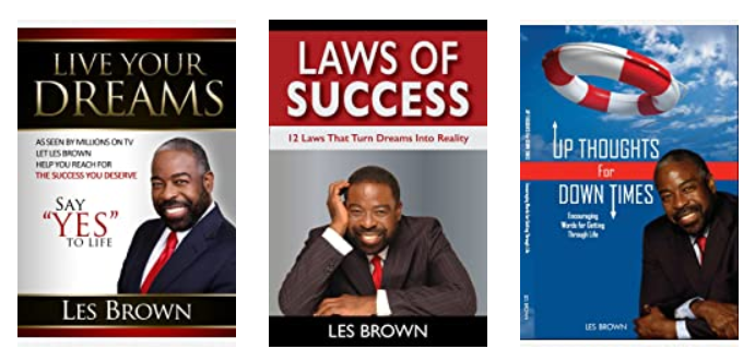 les brown you ve got to be hungry book review find the secret to personal succes