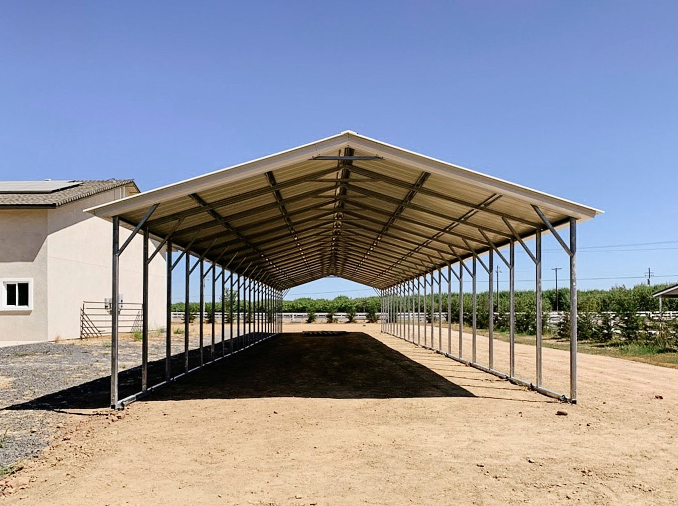 Get Affordable Steel Carports For Any Size Project In ...