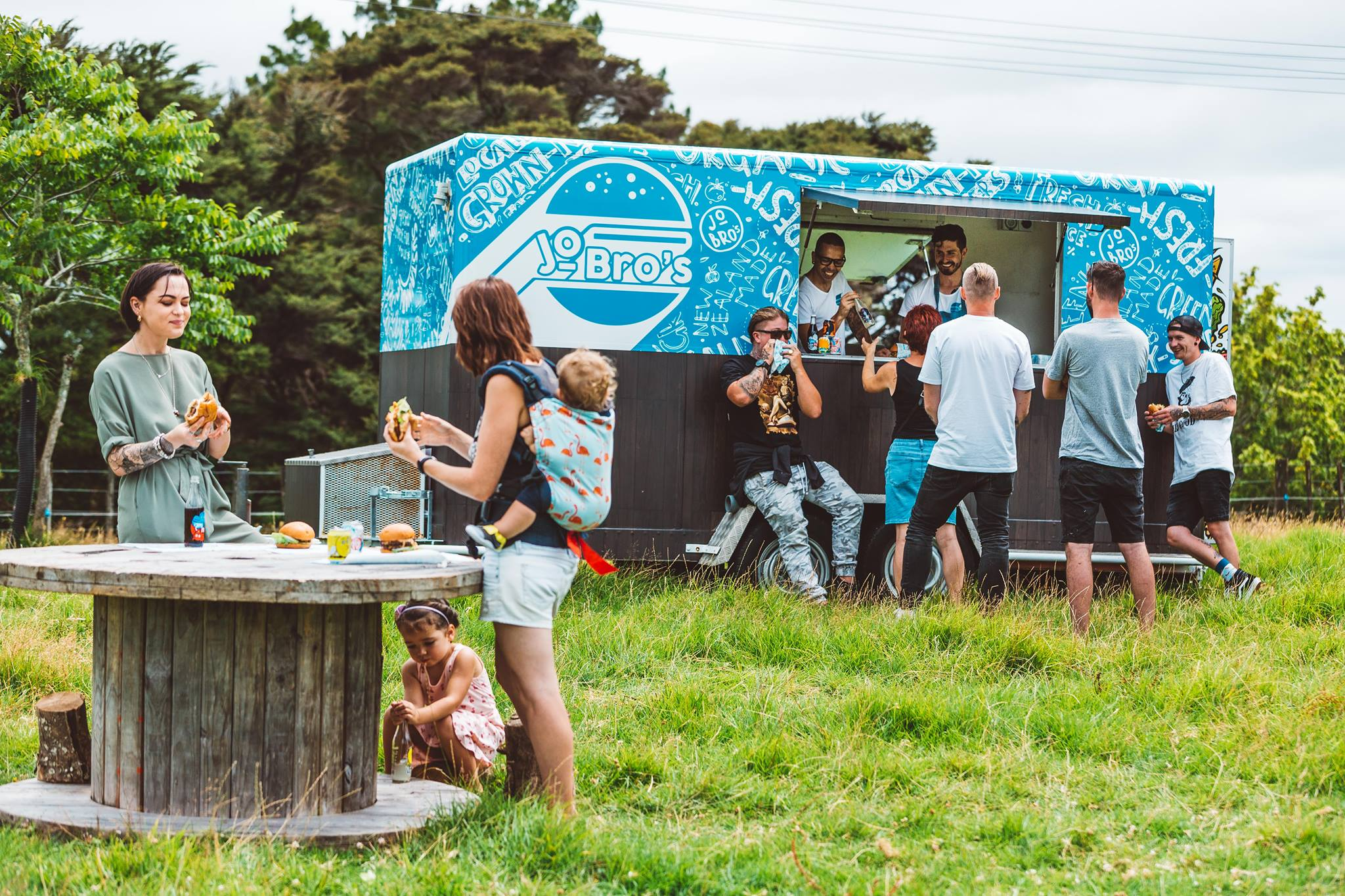 Hire Food Trucks For Your Next Party With This Auckland Event Planning Expert