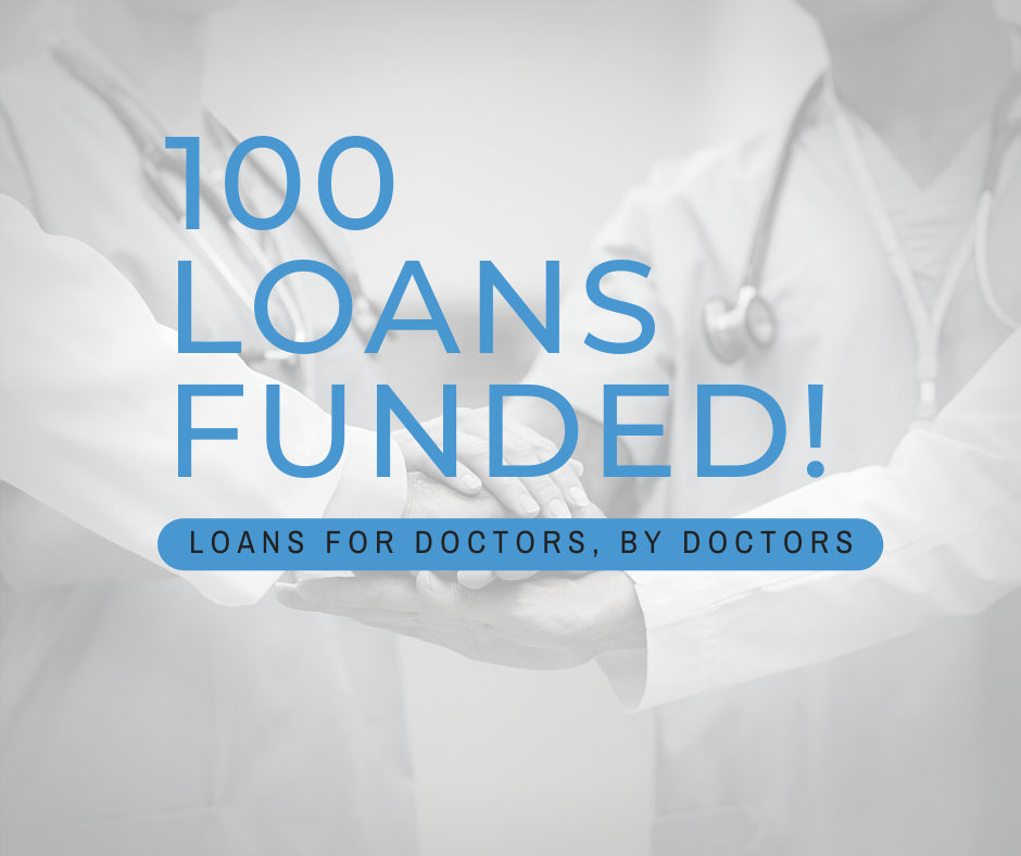 Doc2doc Lending Partners With Physician Financial Education Influencers To Issue Its 100th Loan