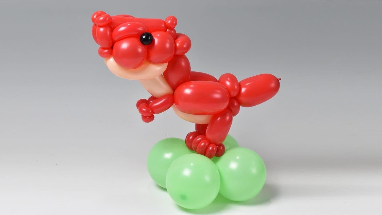 balloon art figures